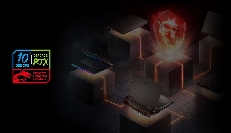 MSI 10th Gen Gaming